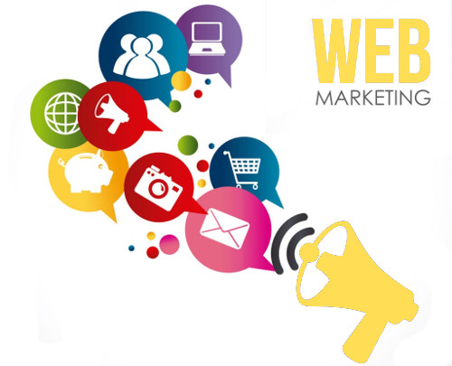 web marketing disegno